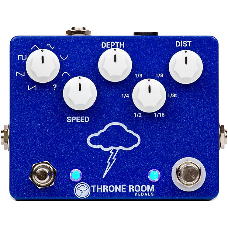 Throne Room PedalsThrone Room Tremolo Guitar Effects Pedal