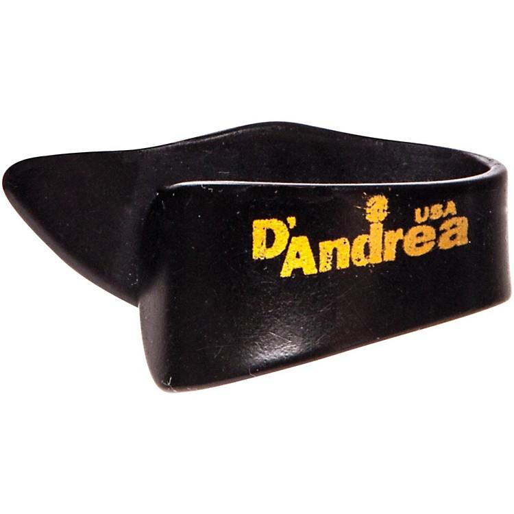 D'AndreaThumb Picks One DozenBlackLarge