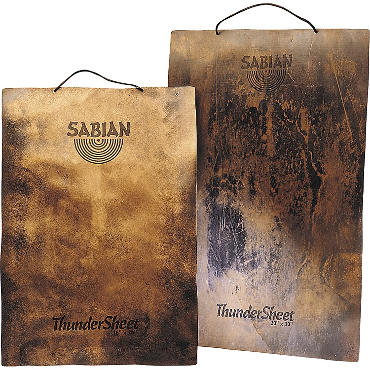 Sabian ThunderSheets 30 x 20 in.