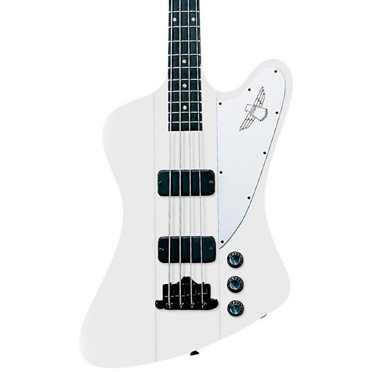 Epiphone Thunderbird Classic-IV PRO Electric Bass Guitar Alpine White