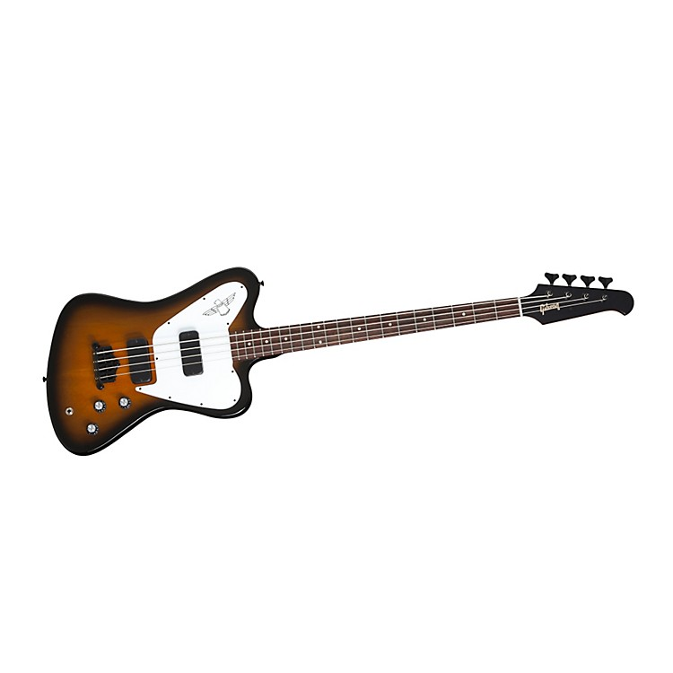 GibsonThunderbird Non-Reverse Electric Bass GuitarVintage Sunburst