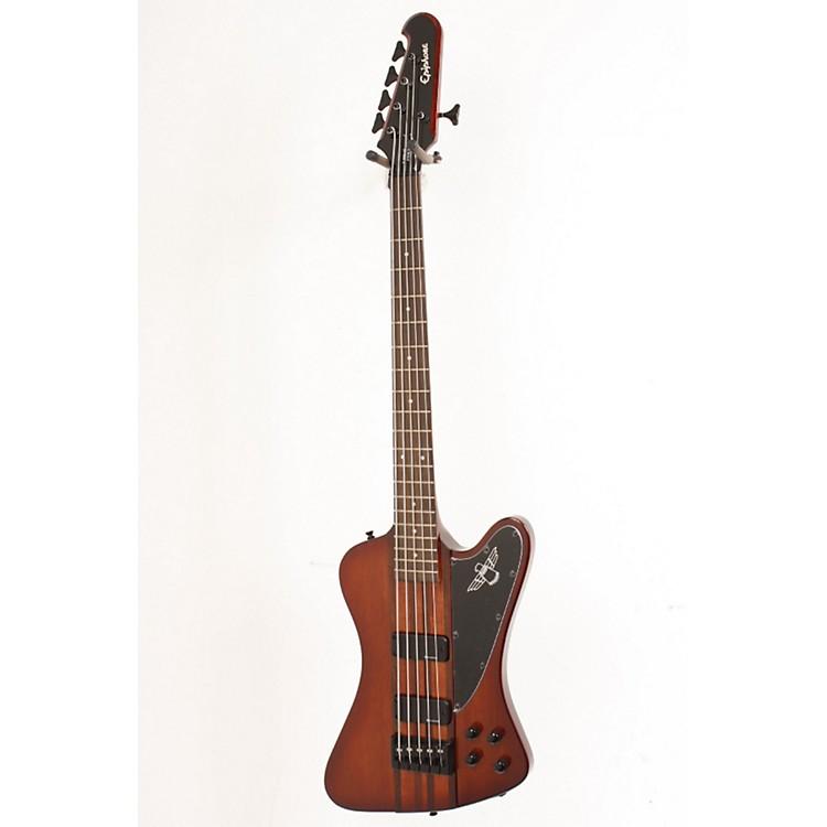 EpiphoneThunderbird Pro-V 5-string BassVintage Sunburst886830314674