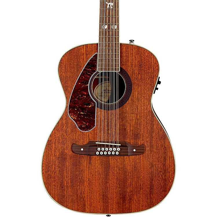 Fender Tim Armstrong Left-Handed Hellcat 12-String Acoustic-Electric Guitar