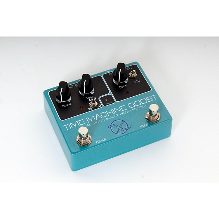 Keeley Time Machine Boost Guitar Effects Pedal  888365758480