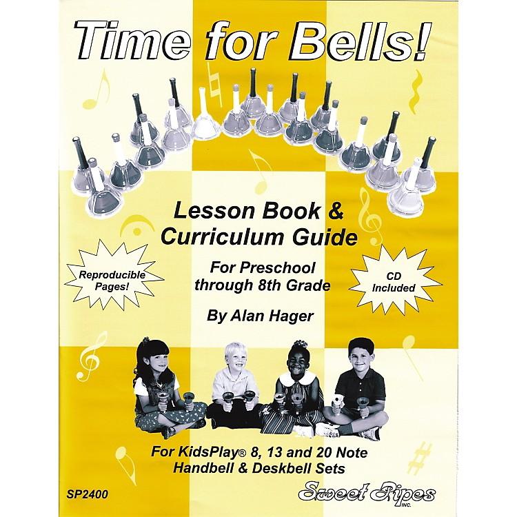 Sweet PipesTime for Bells - Handbell Lesson Book