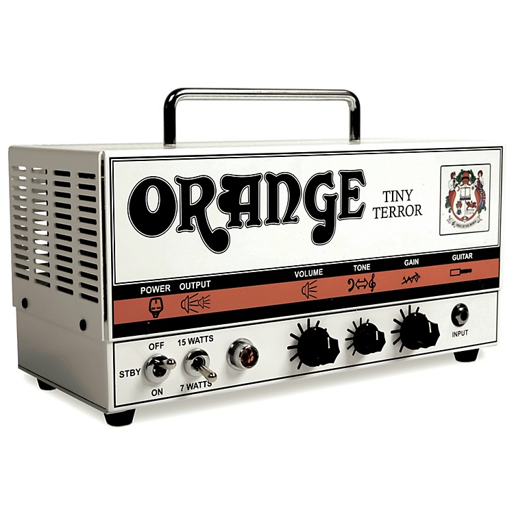Orange Amplifiers Tiny Terror 15W Hand Wired Guitar Head