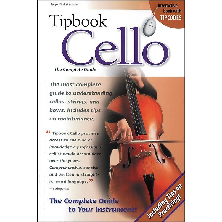 Hal LeonardTipbook - Cello
