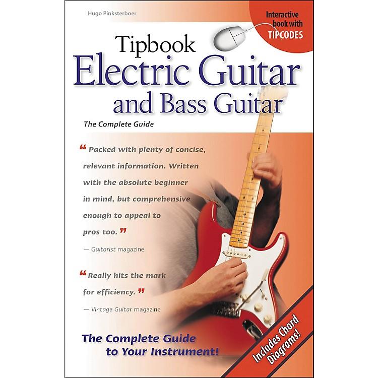 Hal LeonardTipbook - Electric Guitar & Bass Guitar