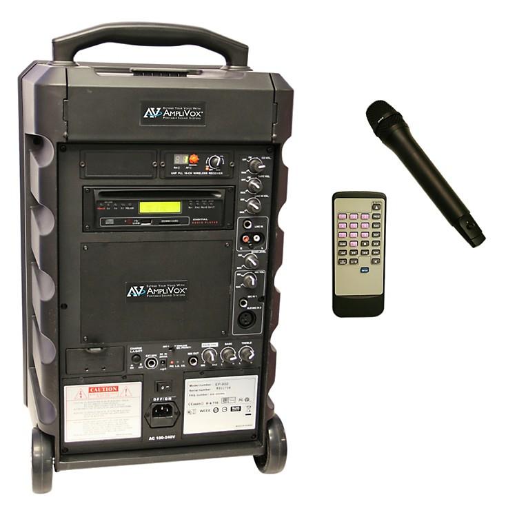 AmplivoxTitan Wireless 100 Watt Portable PA SystemBlack