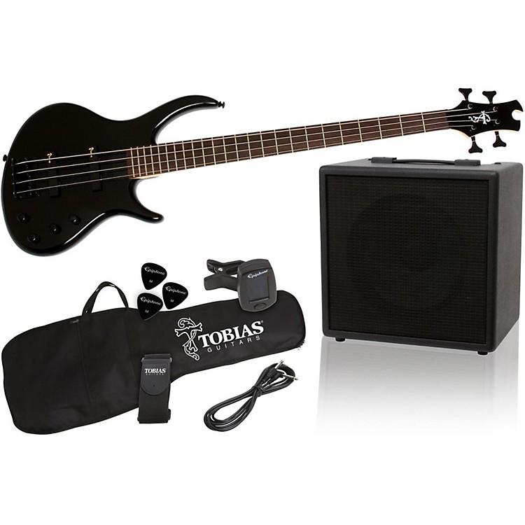 TobiasToby Bass Performance PackEbony