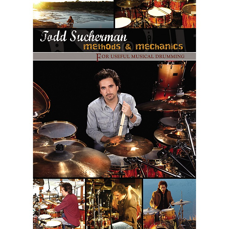 Alfred Todd Sucherman: Methods and Mechanics (2-DVD Set)