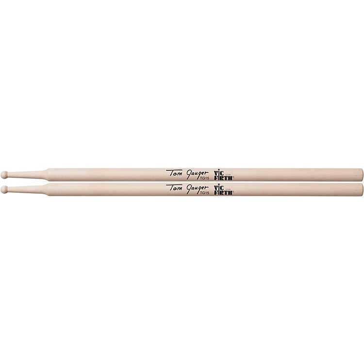 Vic Firth Tom Gauger Snare Drumsticks General