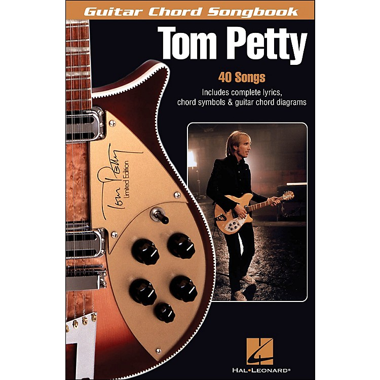 Hal Leonard Tom Petty Guitar Chord Songbook