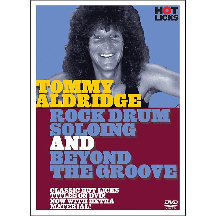 Music SalesTommy Aldridge Rock Drum Solos DVD