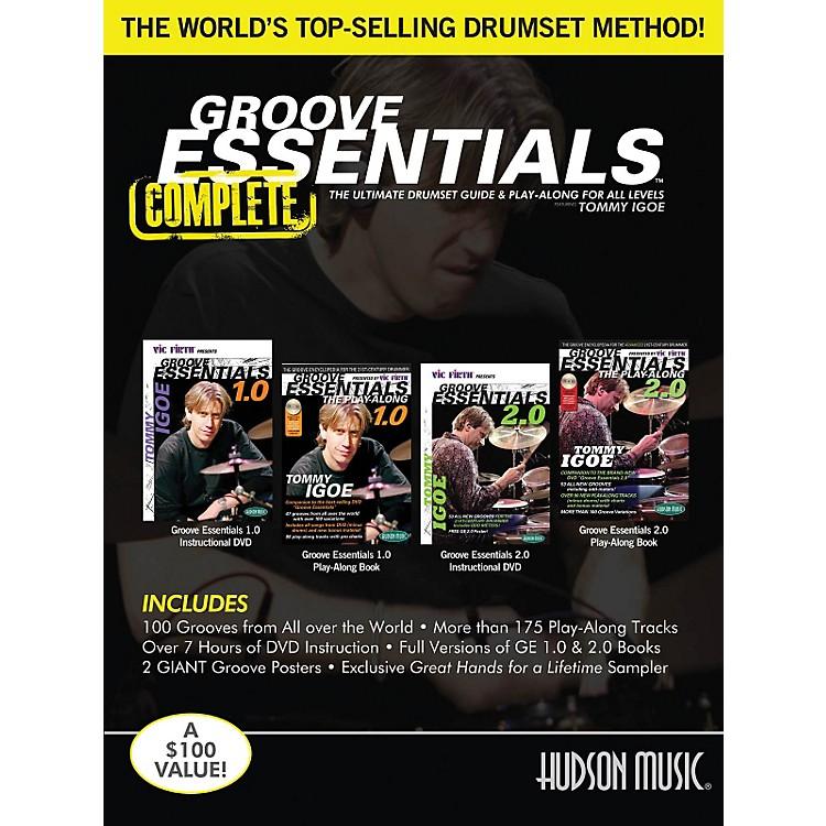 Hudson MusicTommy Igoe Groove Essentials Complete Book/DVD Set