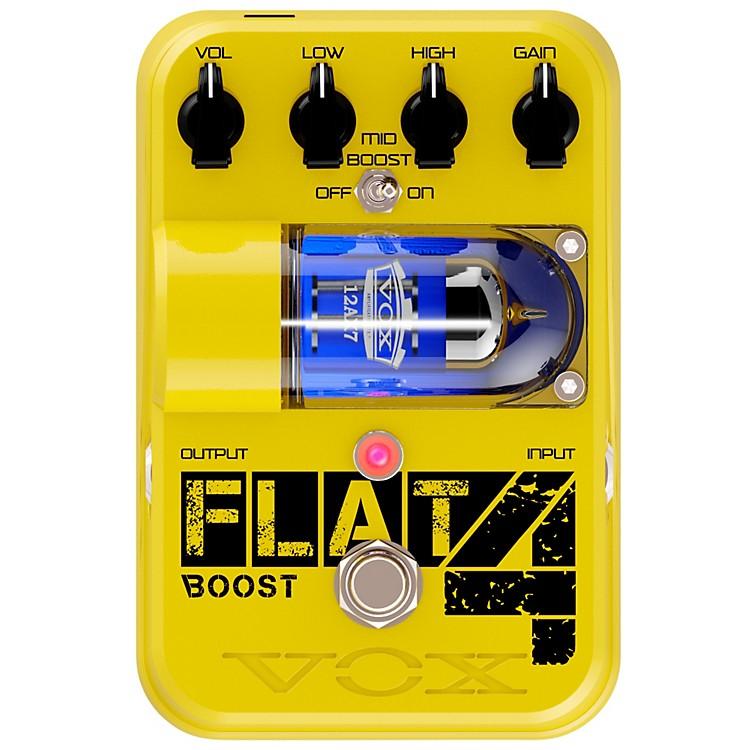 VoxTone Garage Flat 4 Boost Guitar Effects Pedal
