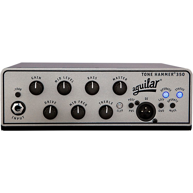 AguilarTone Hammer 350 Bass Amp Head