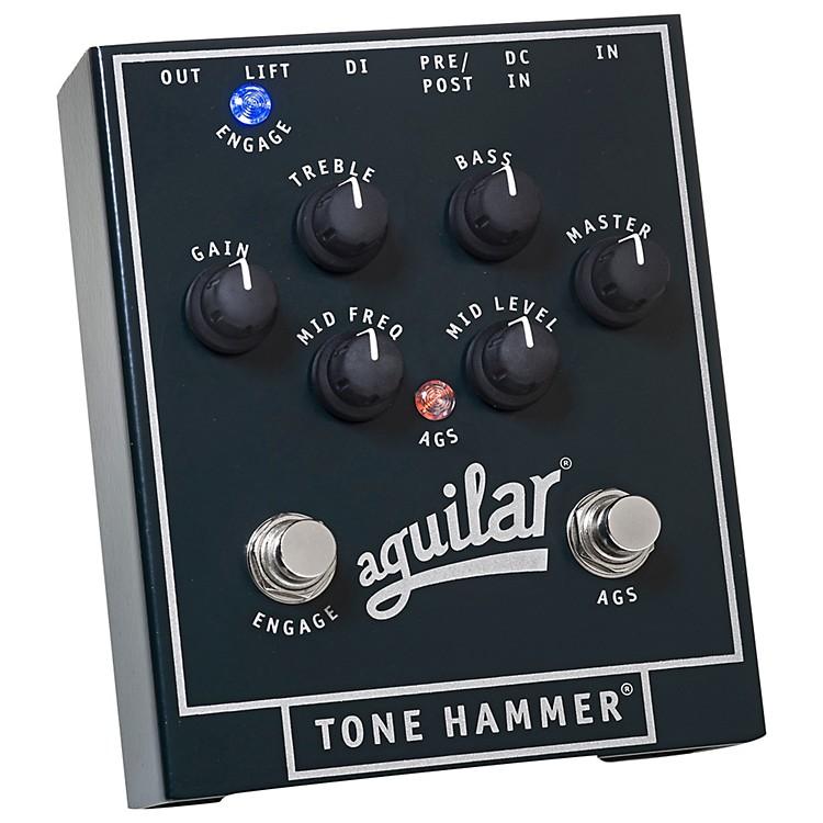 AguilarTone Hammer Preamp / Direct Box Bass Pedal