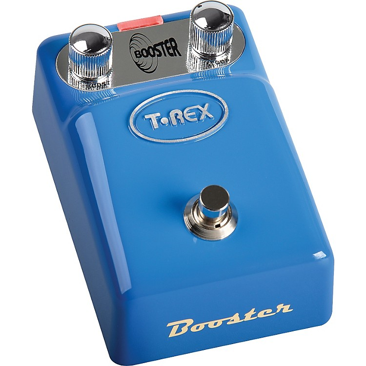 T-Rex Engineering ToneBug Booster Guitar Effects Pedal Blue