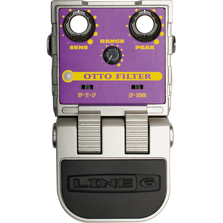 Line 6ToneCore Otto Filter Guitar Effects Pedal