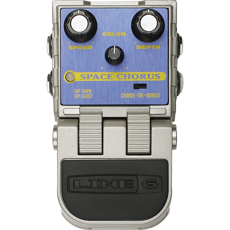 Line 6ToneCore Space Chorus Guitar Effects Pedal