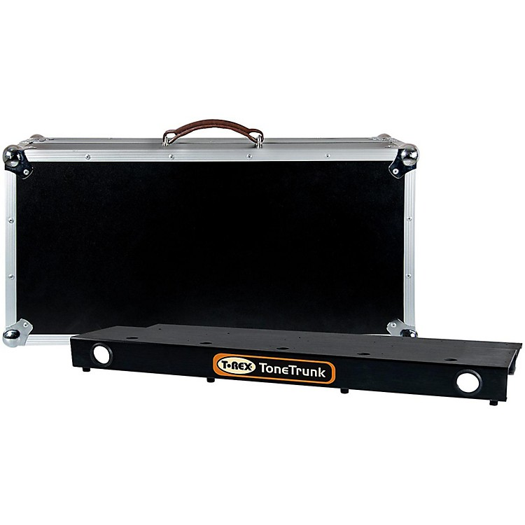 T-Rex EngineeringToneTrunk 70-XL Pedal Board in Flight Case