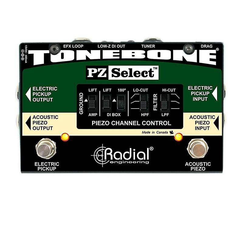 Radial EngineeringTonebone PZ Select Piezo and Magnetic Pickup Selector/ DI Box
