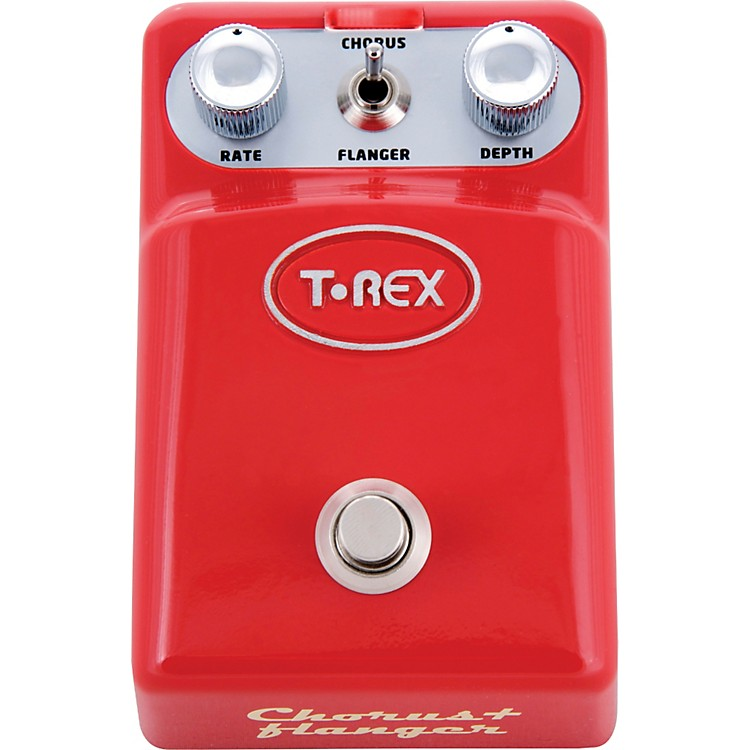 T-Rex Engineering Tonebug Chorus and Flanger Guitar Effects Pedal