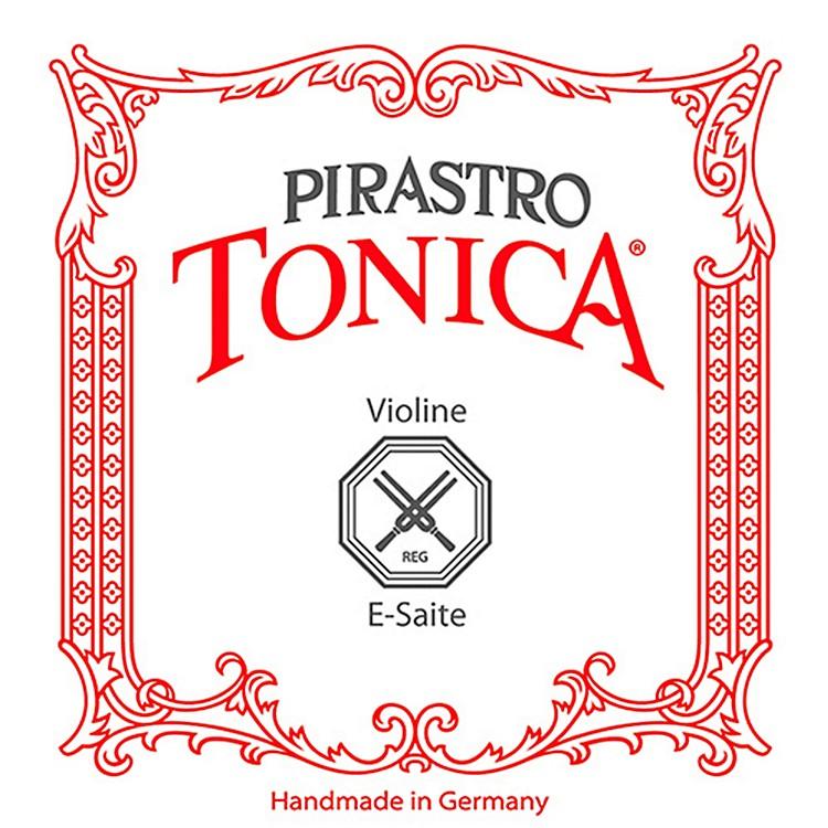 PirastroTonica Series Violin E String3/4-1/2 Size Steel / Aluminum Medium Ball End