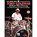 Hal Leonard Tony Coleman - Authentic Blues Drumming - Book/Online Video