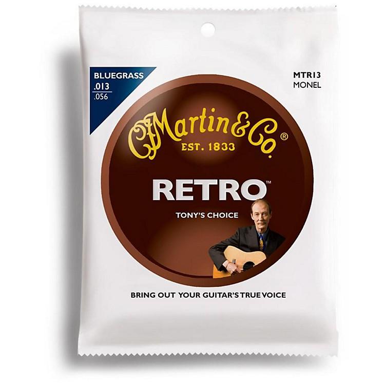 MartinTony Rice Signature Acoustic Guitar Strings (013-056)