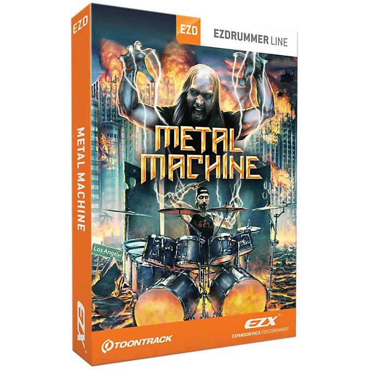 ToontrackToontrack Metal Machine EZX