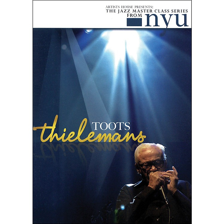 Hal LeonardToots Thielemans - The Jazz Master Class Series From NYU (DVD)