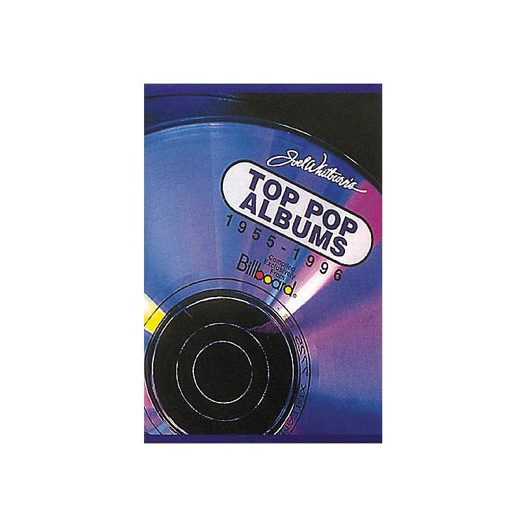 Hal LeonardTop Pop Albums 1955-1996 Hardcover Book