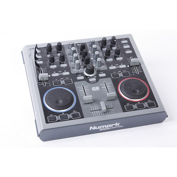 Numark TOTAL CONTROL USB DJ Software Controller Regular 886830384820