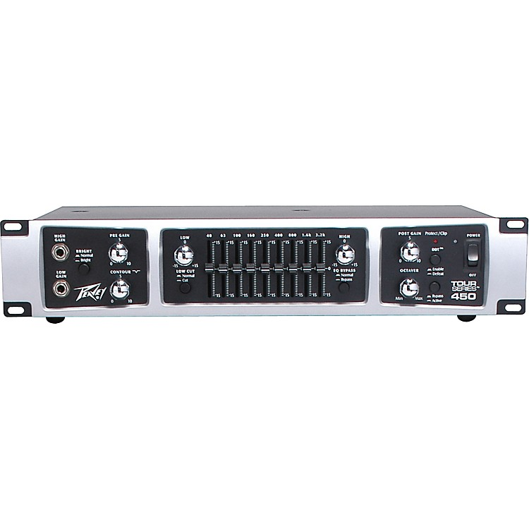 Peavey Tour 450 Bass Amp Head