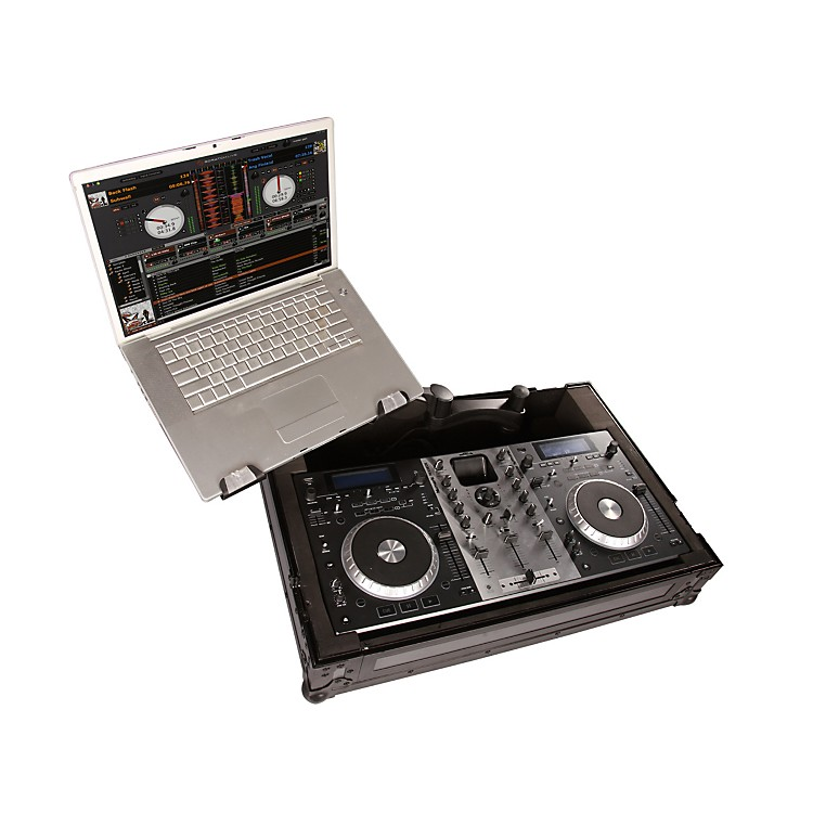 GatorTour Style DJ Case for NIS4 with Arm