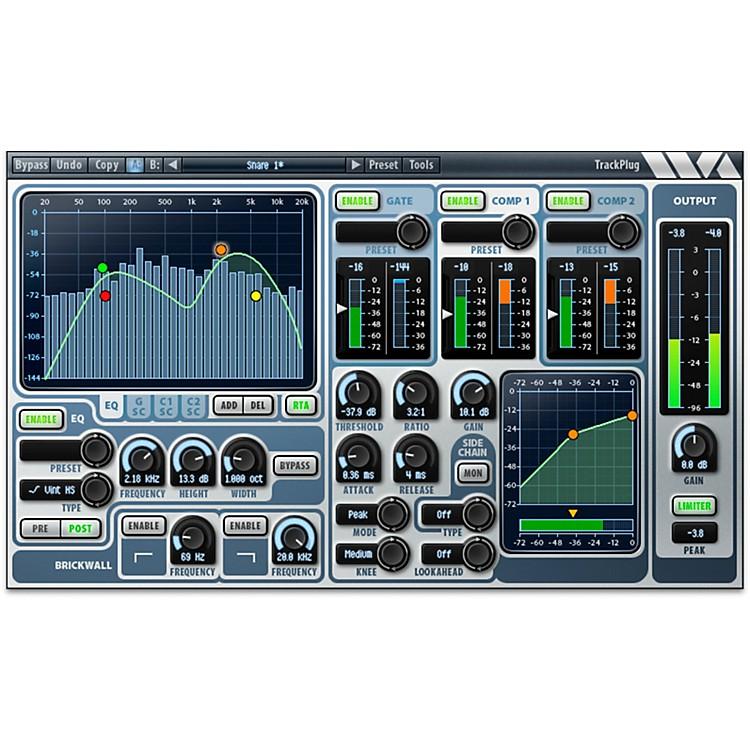 Wave ArtsTrackPlug - AAX Software DownloadSoftware Download