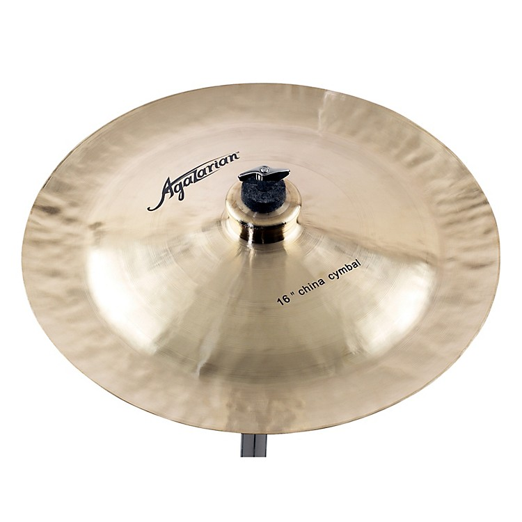 AgazarianTrad China Cymbal16 in.