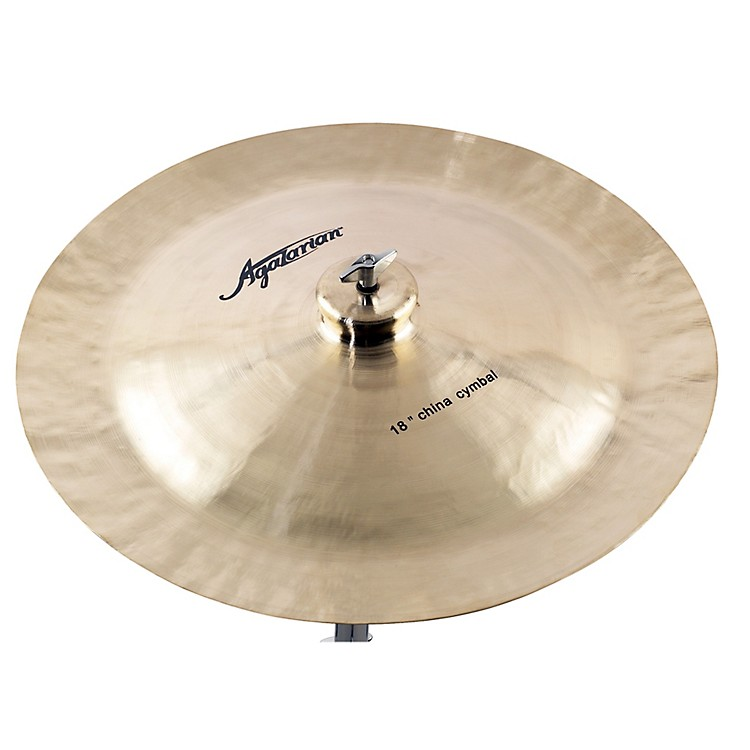 Agazarian Trad China Cymbal 18 in.