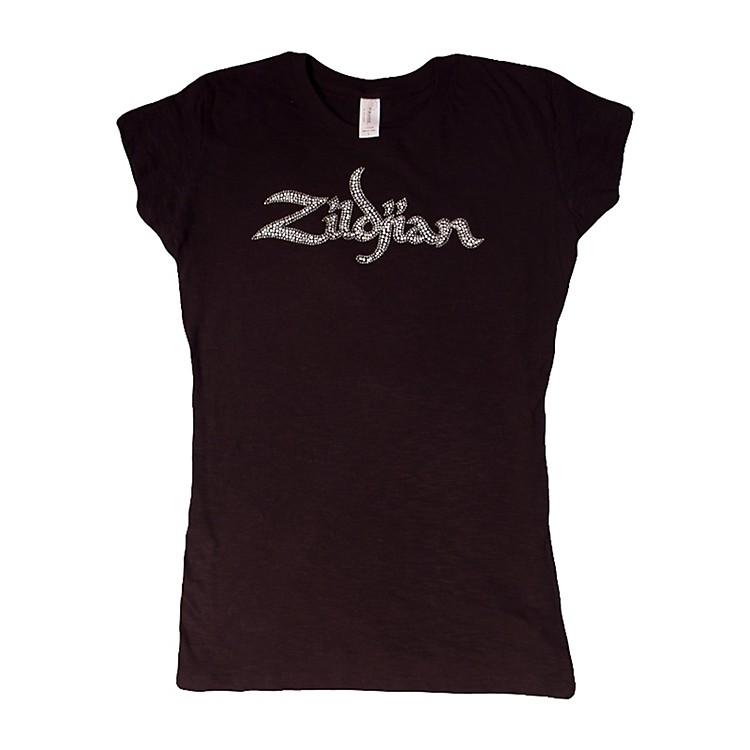 ZildjianTrademark Women's T-ShirtBlackExtra Large