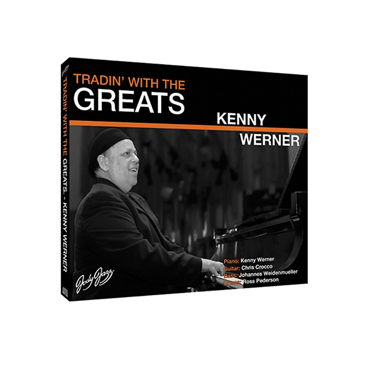 Jody JazzTradin' With the Greats CD - Kenny Werner