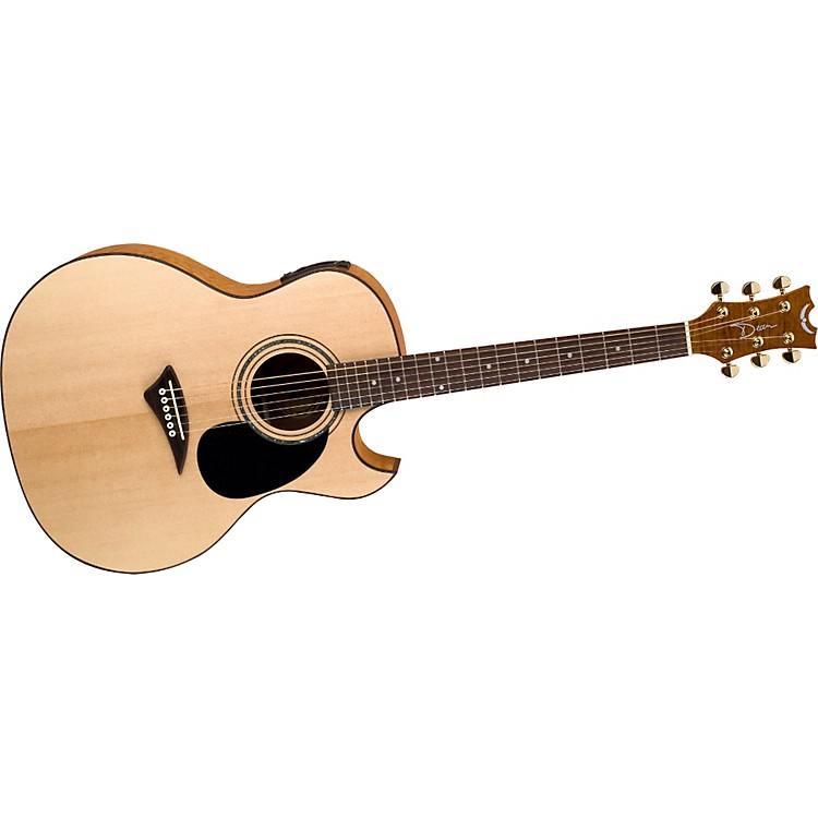 dean tradition ak48f acoustic electric guitar music123. Black Bedroom Furniture Sets. Home Design Ideas