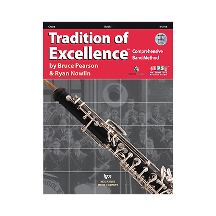 KJOSTradition Of Excellence Book 1 for Oboe