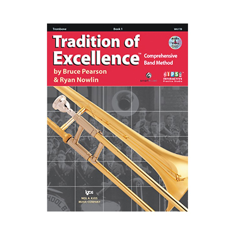 KJOSTradition Of Excellence Book 1 for Trombone