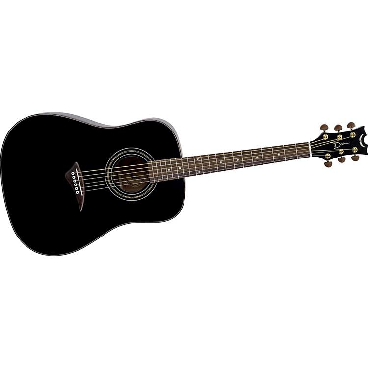 DeanTradition S2 Acoustic GuitarClassic Black