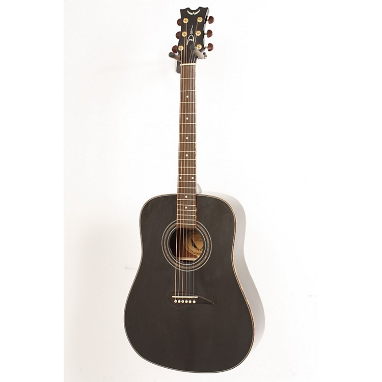 Dean Tradition S2 Acoustic Guitar Classic Black 886830358869