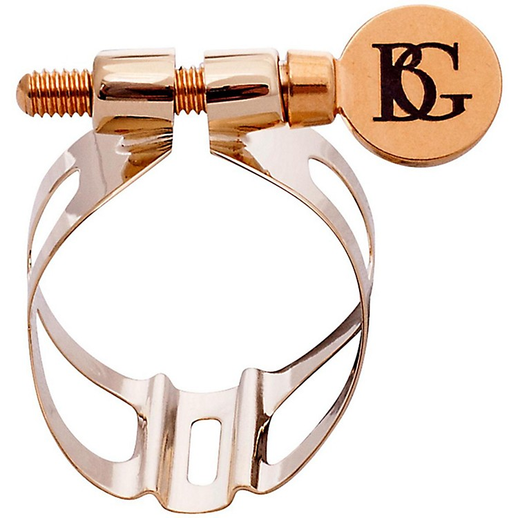 BG Tradition Series Ligature Baritone Sax - Gold Plated