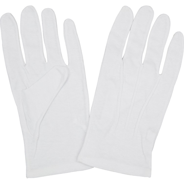 Director's Showcase Traditional Cotton Gloves
