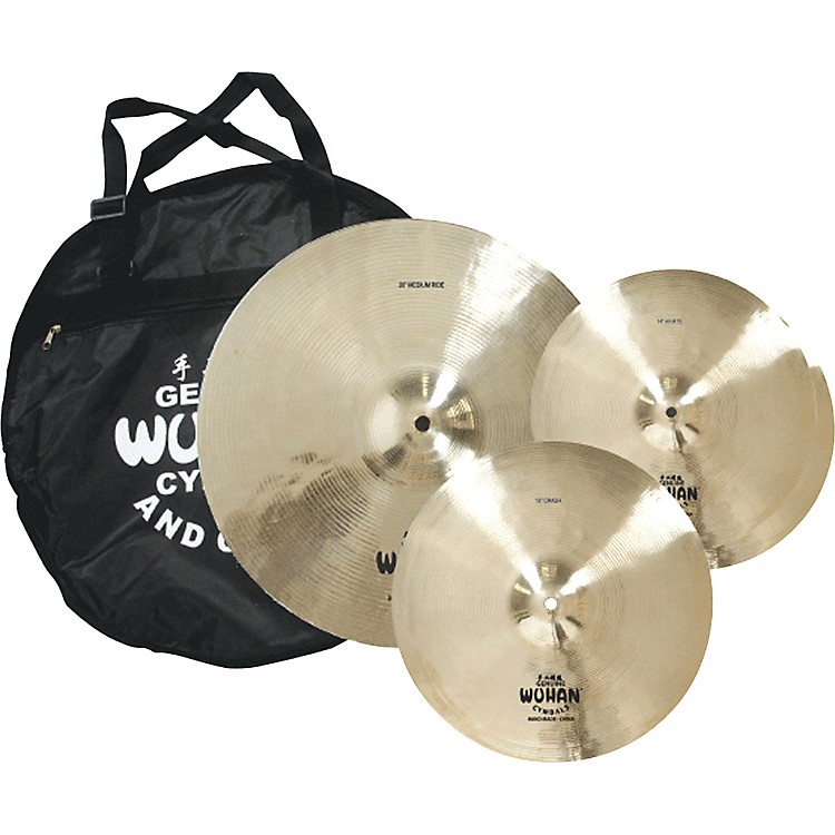 Wuhan Traditional Cymbal Bag Set-up